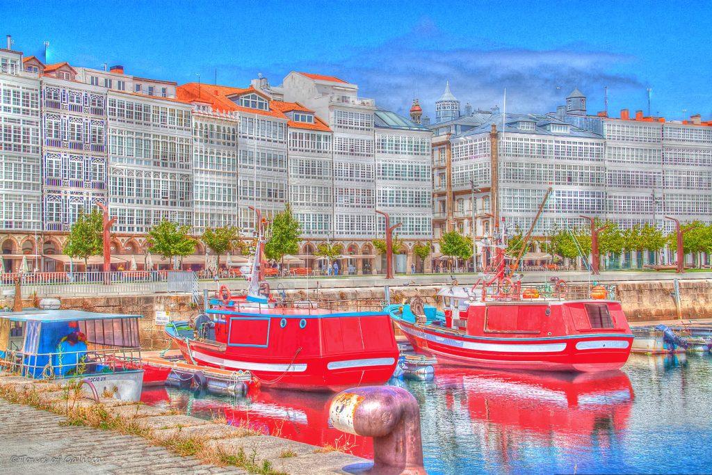 Marina La Coruña