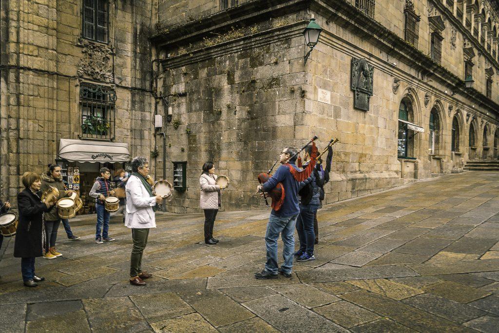 Street of Santiago