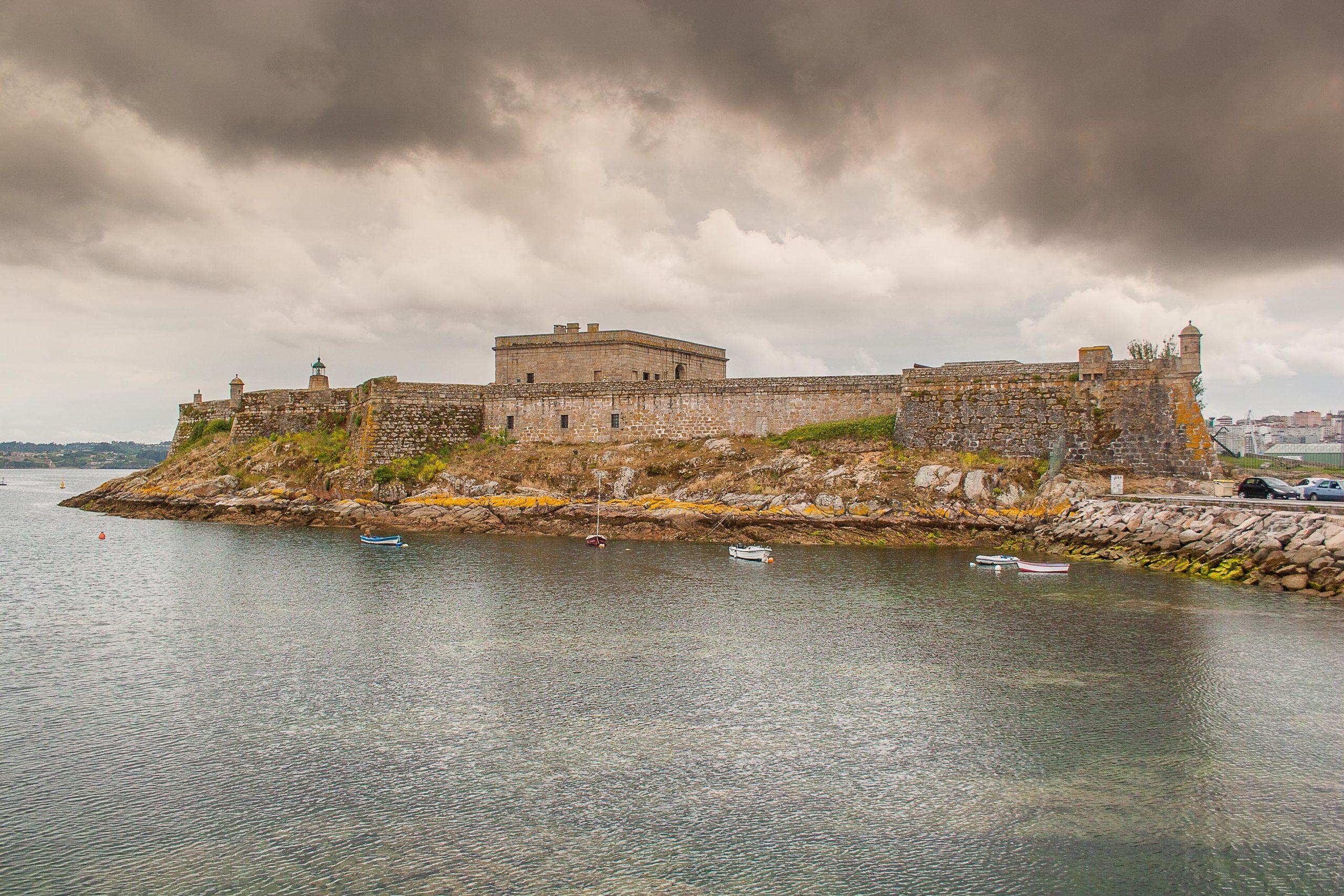 Castillo san Anton
